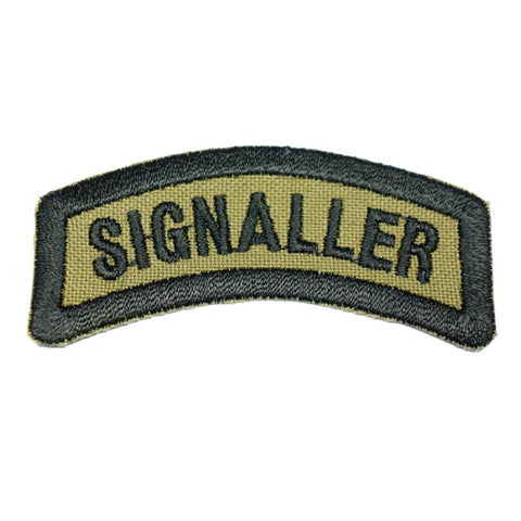 SIGNALLER TAB - OLIVE GREEN - Hock Gift Shop | Army Online Store in Singapore