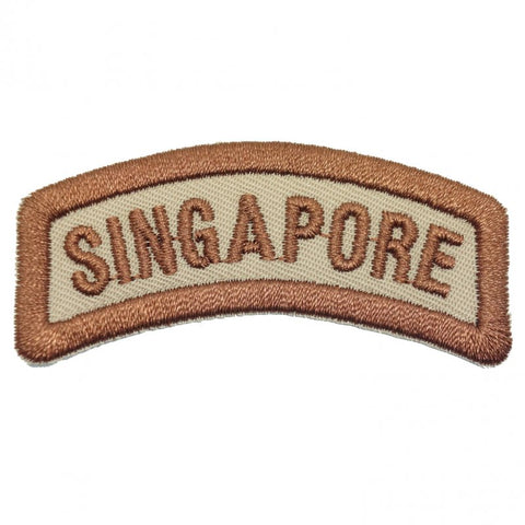 SINGAPORE TAB 2017 - KHAKI - Hock Gift Shop | Army Online Store in Singapore