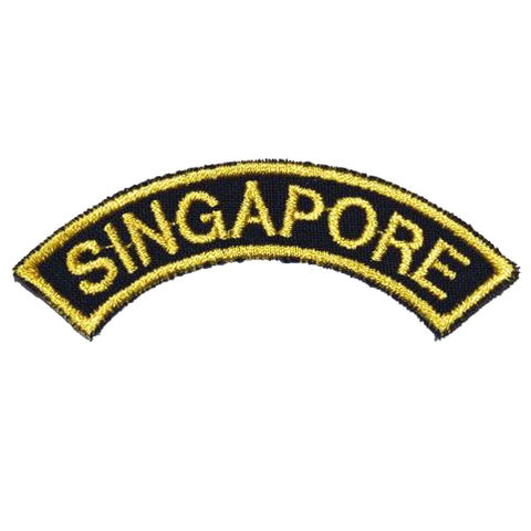 SINGAPORE TAB - NAVY BLUE - Hock Gift Shop | Army Online Store in Singapore