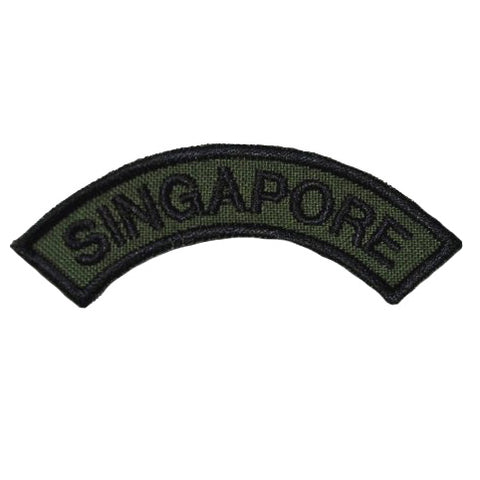 SINGAPORE TAB - OD GREEN - Hock Gift Shop | Army Online Store in Singapore