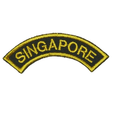 SINGAPORE TAB - OD YELLOW - Hock Gift Shop | Army Online Store in Singapore