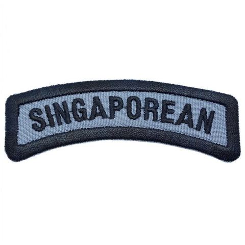 SINGAPOREAN TAB - GREY - Hock Gift Shop | Army Online Store in Singapore