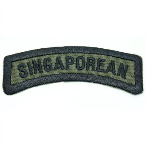 SINGAPOREAN TAB - OD - Hock Gift Shop | Army Online Store in Singapore