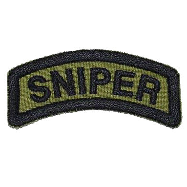 SNIPER TAB - OLIVE GREEN - Hock Gift Shop | Army Online Store in Singapore