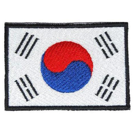 South Korea Flag - Hock Gift Shop | Army Online Store in Singapore
