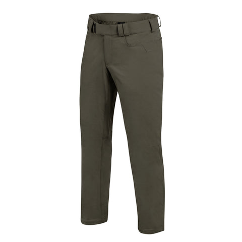 HELIKON-TEX COVERT TACTICAL PANTS - TAIGA GREEN