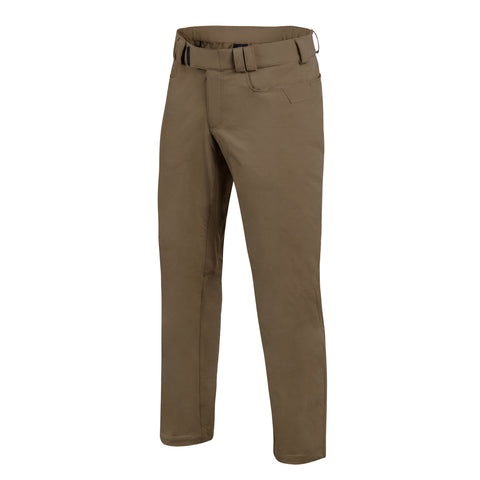 HELIKON-TEX COVERT TACTICAL PANTS - MUD BROWN
