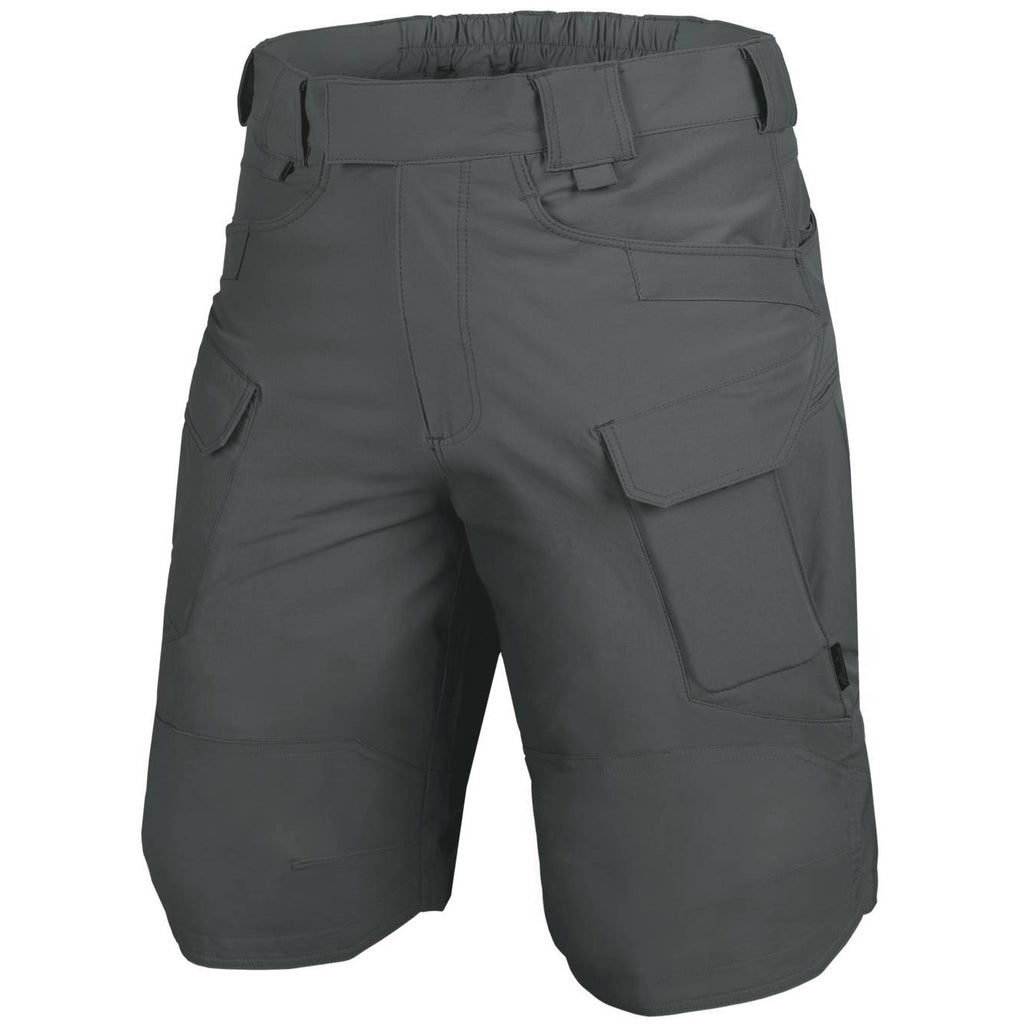 "HELIKON-TEX OUTDOOR TACTICAL SHORTS 11"" - VERSASTRECTH LITE (SHADOW GREY)"