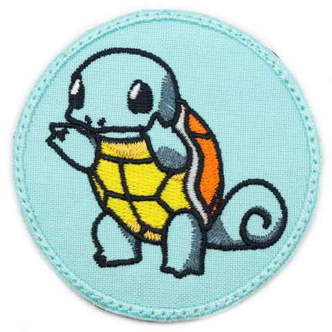 SQUIRTLE PATCH - Hock Gift Shop | Army Online Store in Singapore