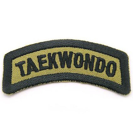 TAEKWONDO TAB - OLIVE GREEN - Hock Gift Shop | Army Online Store in Singapore