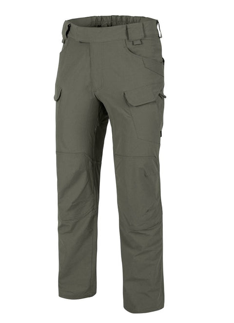 HELIKON-TEX OUTDOOR TACTICAL PANTS - TAIGA GREEN