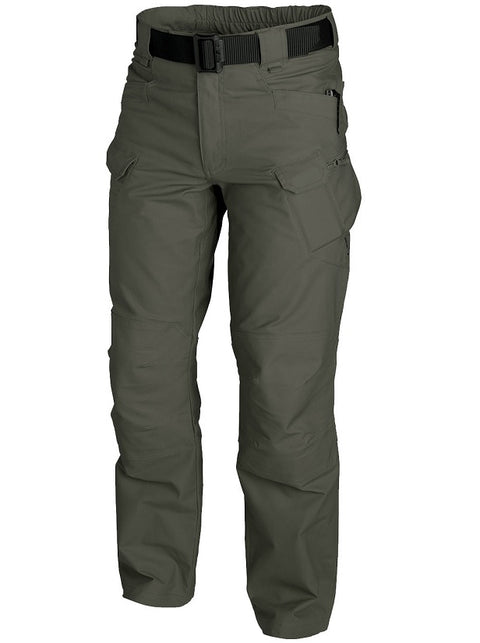 HELIKON-TEX URBAN TACTICAL PANTS - TAIGA GREEN