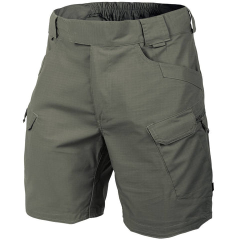 "HELIKON-TEX URBAN TACTICAL SHORTS 8.5""- TAIGA GREEN"