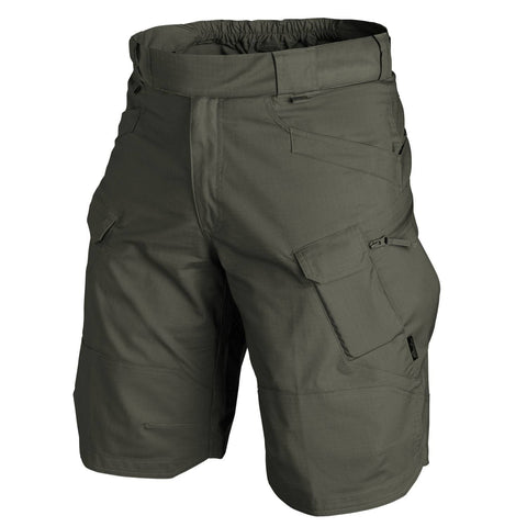 HELIKON-TEX URBAN TACTICAL SHORTS - TAIGA GREEN
