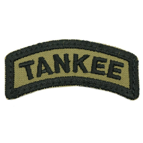 TANKEE TAB - OLIVE GREEN - Hock Gift Shop | Army Online Store in Singapore