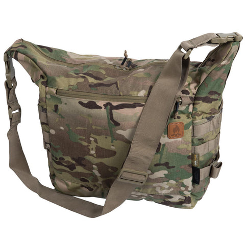 HELIKON-TEX BUSHCRAFT SATCHEL BAG - 17L (MULTICAM)