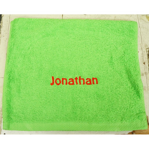 TE GUEST TOWELS 100% COTTON 100GMS (CLASSIC GREEN) - Hock Gift Shop | Army Online Store in Singapore