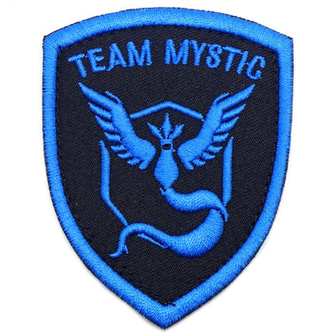 TEAM MYSTIC PATCH - Hock Gift Shop | Army Online Store in Singapore