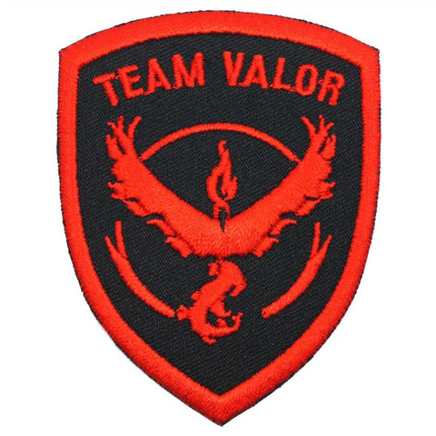 TEAM VALOR PATCH - Hock Gift Shop | Army Online Store in Singapore