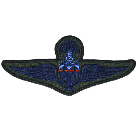 THAILAND AIRBORNE WING - ARMY GREEN - Hock Gift Shop | Army Online Store in Singapore