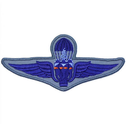 THAILAND AIRBORNE WING - GREY - Hock Gift Shop | Army Online Store in Singapore