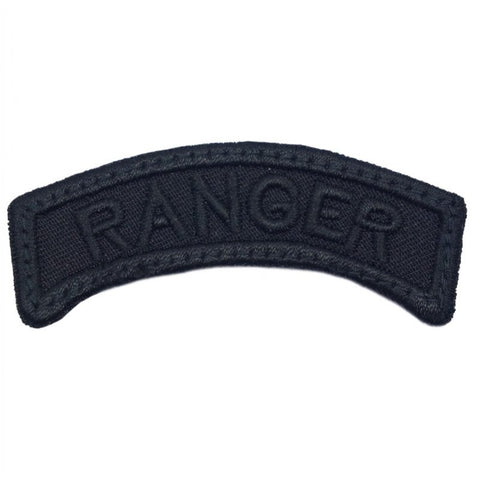 THAILAND RANGER TAB - BLACK ON BLACK - Hock Gift Shop | Army Online Store in Singapore