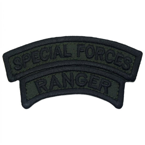 THAILAND SPECIAL FORCES X RANGER TAB - OD - Hock Gift Shop | Army Online Store in Singapore