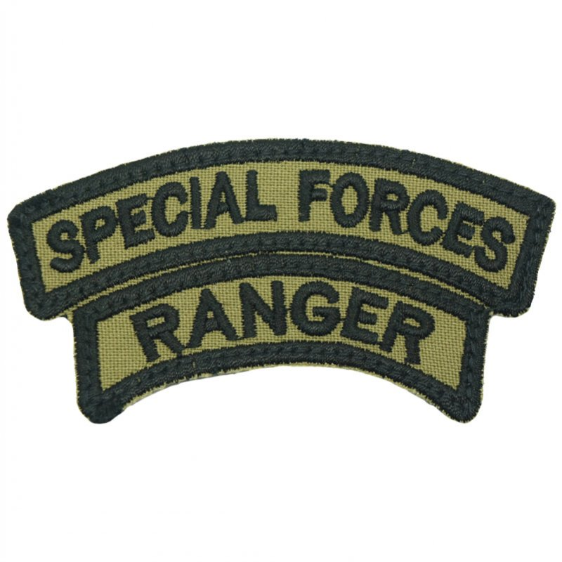 THAILAND SPECIAL FORCES X RANGER TAB - OLIVE GREEN - Hock Gift Shop | Army  Online Store in Singapore