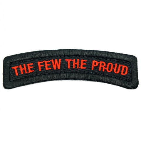 THE FEW THE PROUD TAB - BLACK - Hock Gift Shop | Army Online Store in Singapore