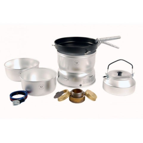 TRANGIA 25-4 ULTRALIGHT ALUMINIUM ALCOHOL STOVE KIT - Hock Gift Shop | Army Online Store in Singapore