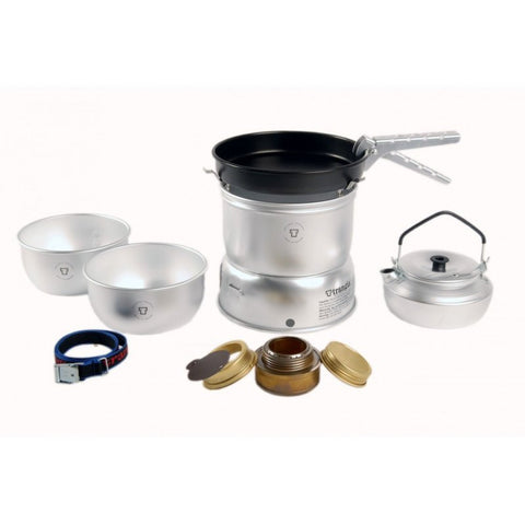 TRANGIA 27-4 ULTRALIGHT ALUMINIUM ALCOHOL STOVE KIT - Hock Gift Shop | Army Online Store in Singapore
