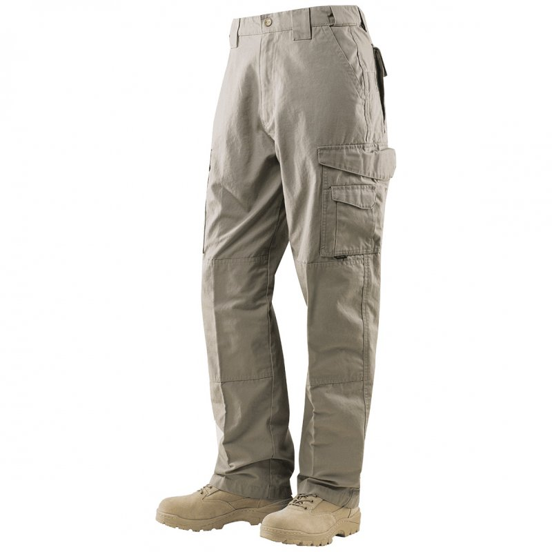 TRU-SPEC MEN'S ORIGINAL TACTICAL PANTS - KHAKI