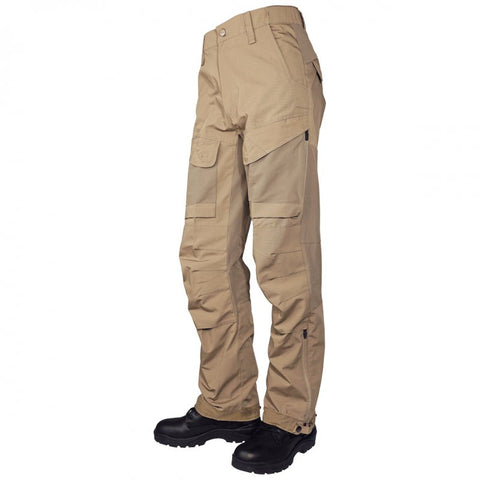"TRU-SPEC MEN'S 24-7 XPEDITION PANTS GLOBAL FIT INSEAM 32"" - COYOTE"