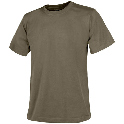 HELIKON-TEX COTTON T-SHIRT - OLIVE GREEN