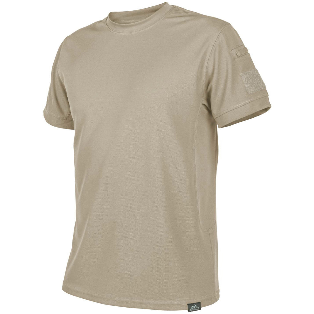 HELIKON-TEX TACTICAL T-SHIRT - KHAKI