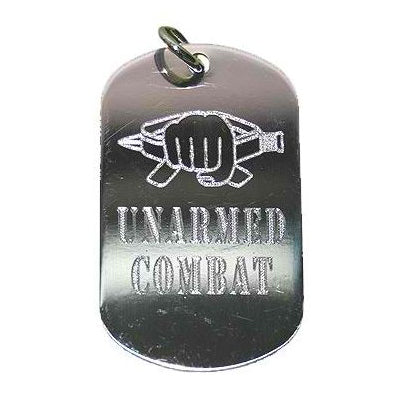 UNIT DOG TAG (US MILITARY STYLE)