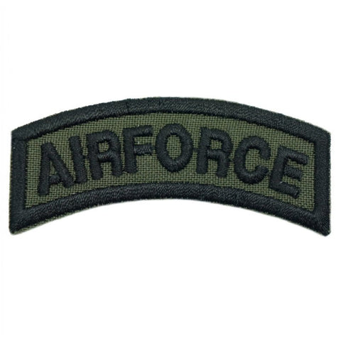 US AIRFORCE TAB - OD GREEN