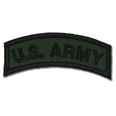 US ARMY TAB - OD GREEN