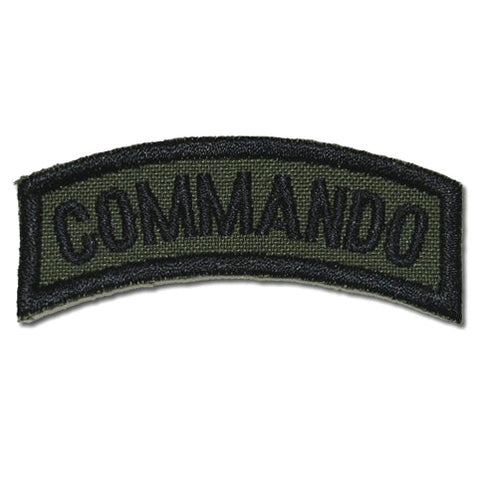 US COMMANDO TAB - OD