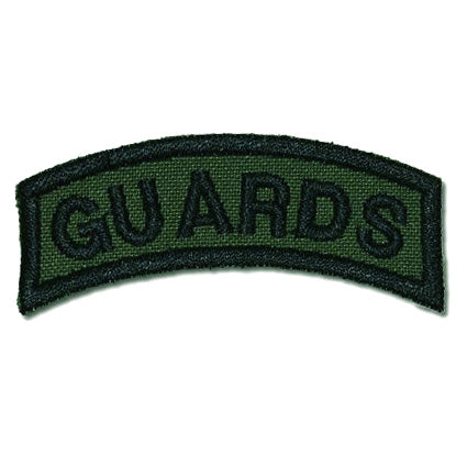 US GUARDS TAB - OD