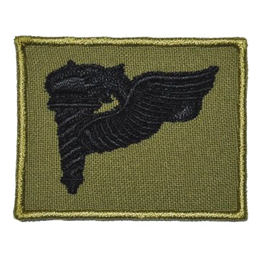 US PATH FINDER BADGE - OLIVE GREEN