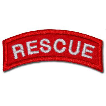 US RESCUE TAB - RED