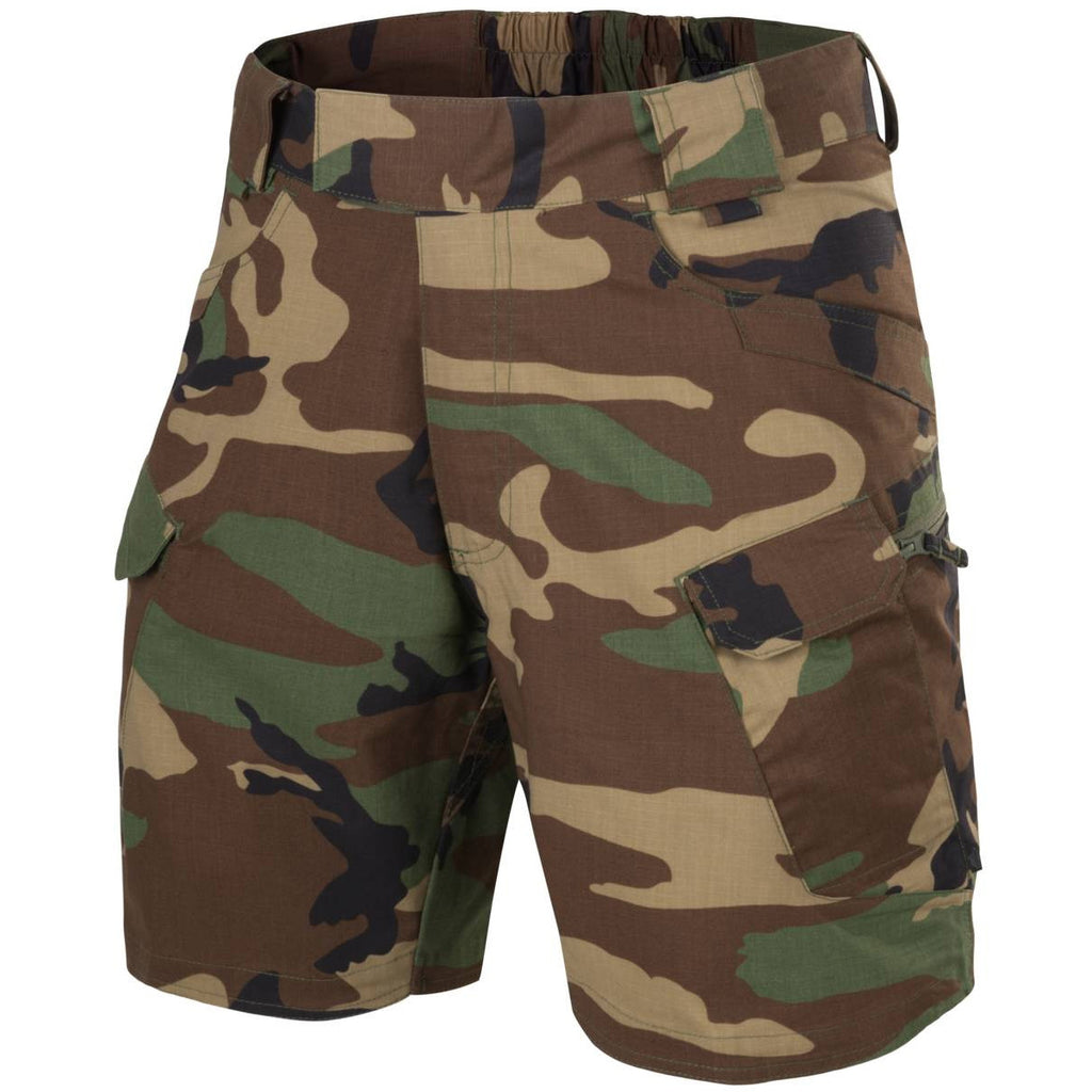 "HELIKON-TEX URBAN TACTICAL SHORTS 8.5""- US WOODLAND"