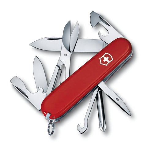 VICTORINOX SUPER TINKER - RED - Hock Gift Shop | Army Online Store in Singapore