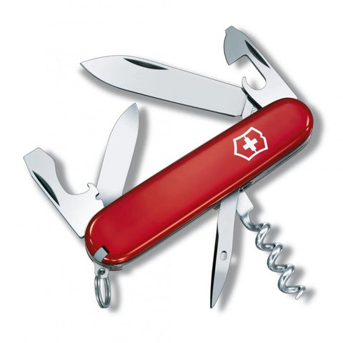 VICTORINOX TOURIST - RED - Hock Gift Shop | Army Online Store in Singapore