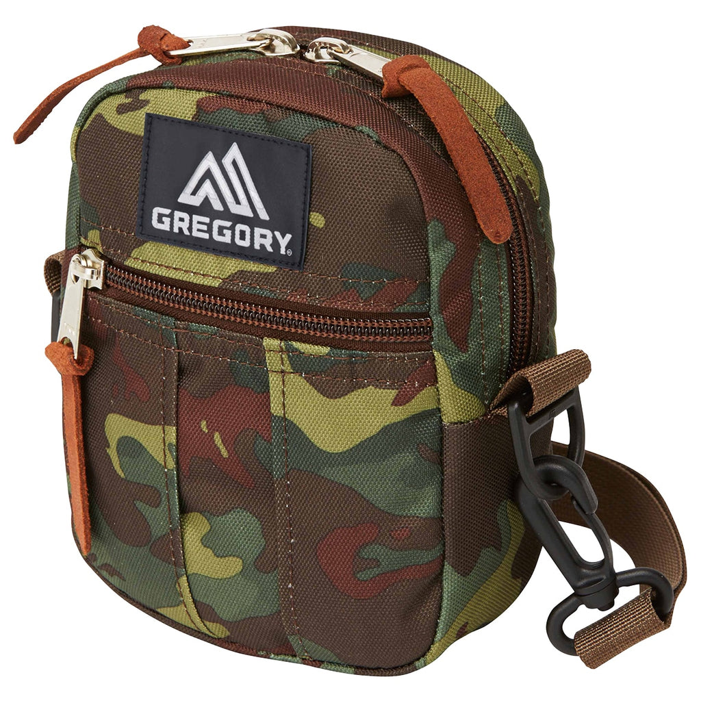 GREGORY QUICK POCKET - S - DEEP FOREST CAMO