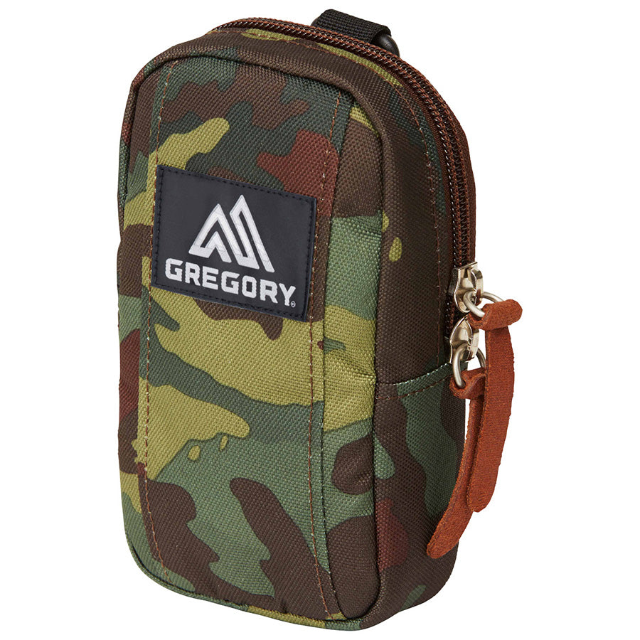 GREGORY PADDED CASE M - DEEP FOREST CAMO