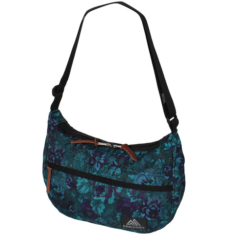 GREGORY SATCHEL S - BLUE TAPESTRY