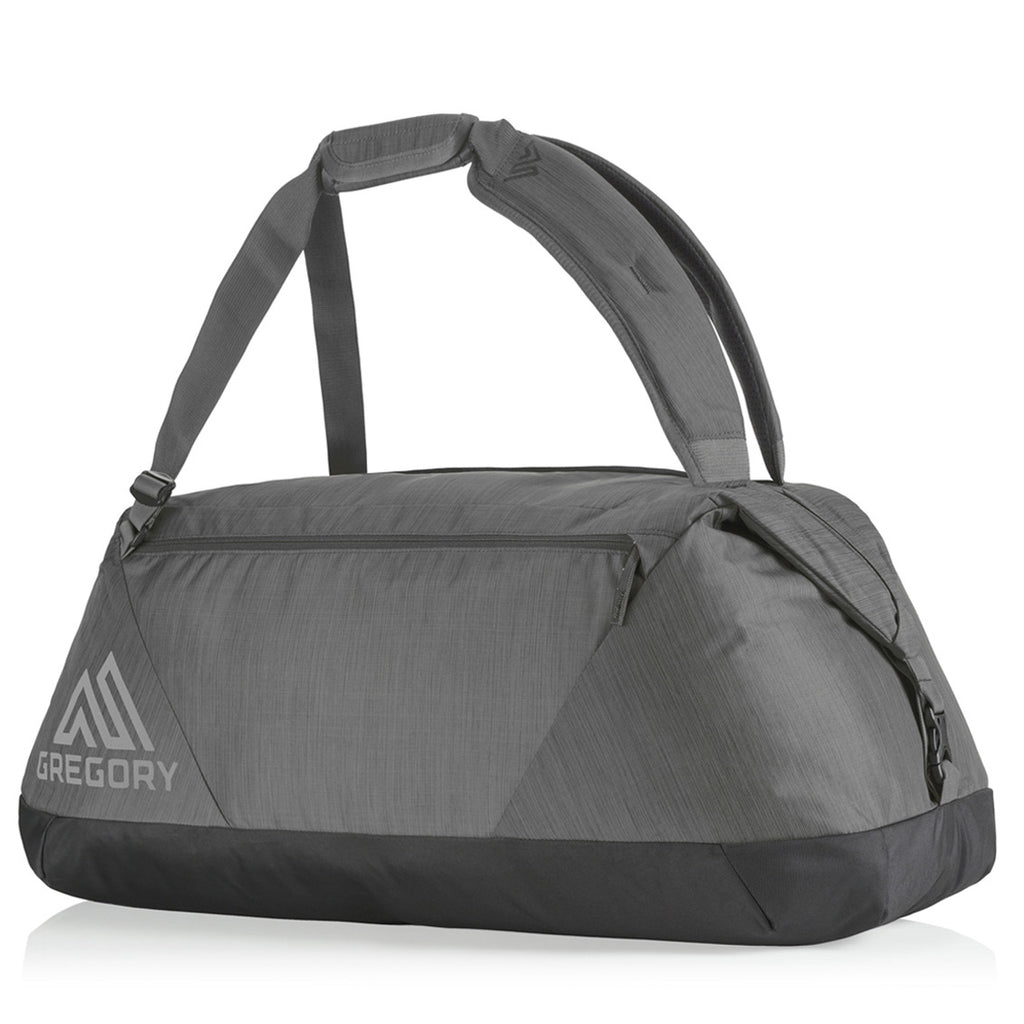 GREGORY STASH DUFFLE 65 LITRES - SHADOW BLACK