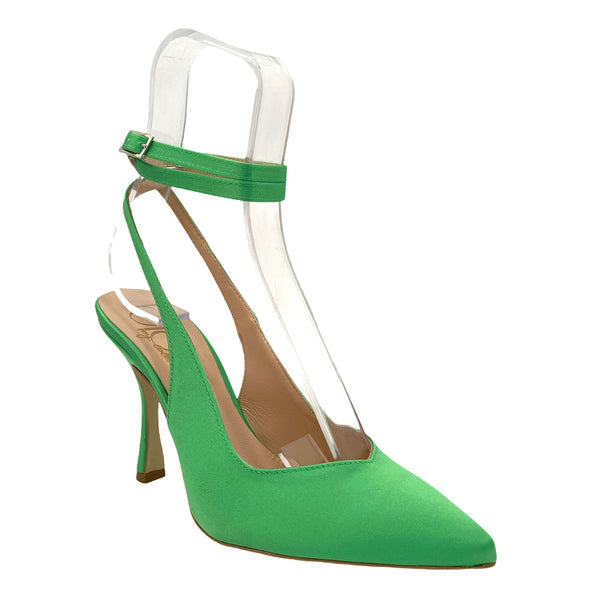 Bigiù my collection slingback verde